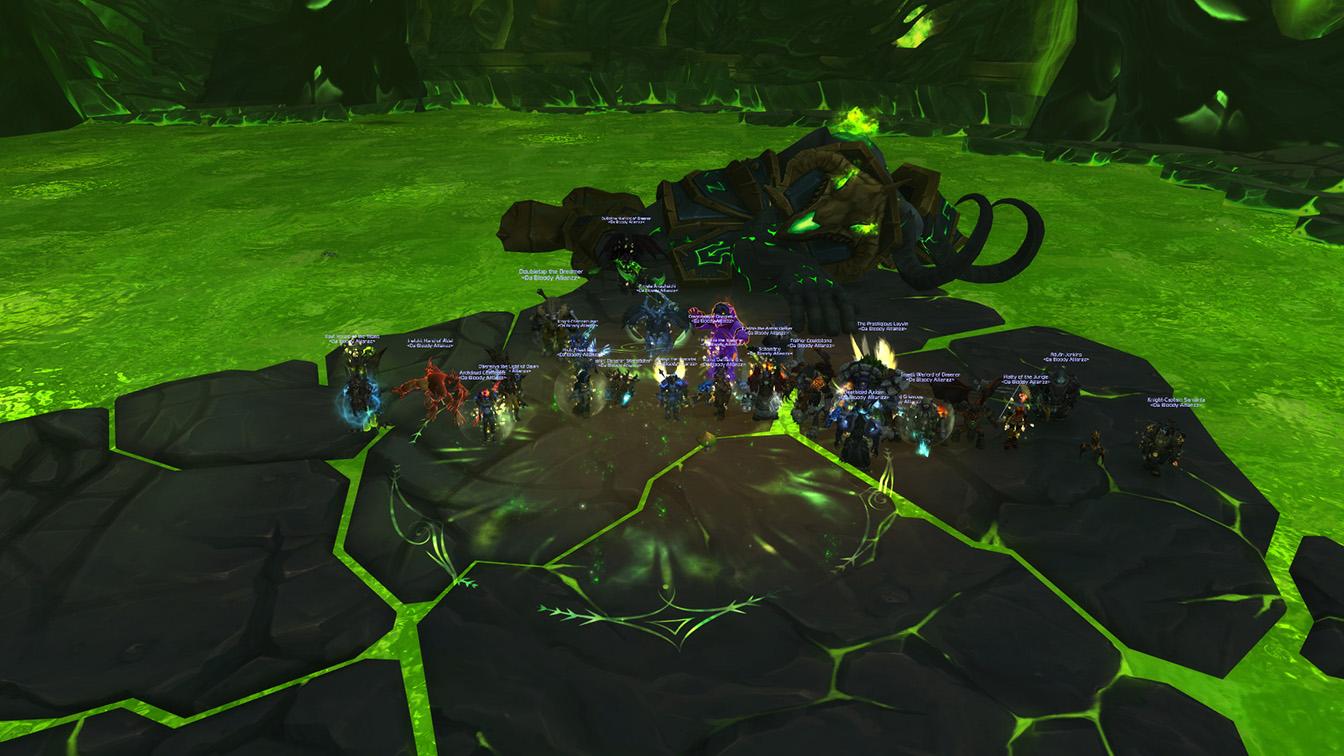 Fallen Avatar HC