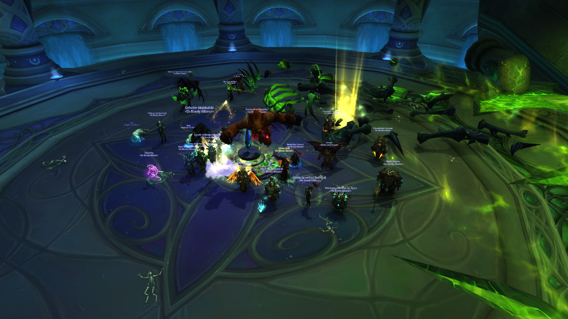 Desolate Host Mythic