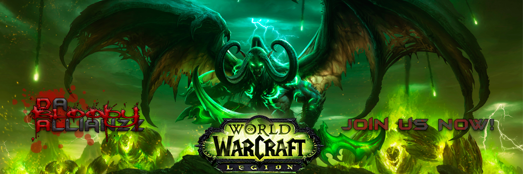 Recruitment für Legion geöffnet!